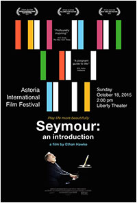SEYMOUR (BERNSTEIN): AN INTRODUCTION