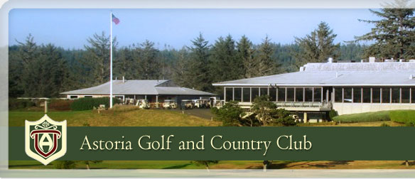 Astoria Golf and Country Club - Website Home Page