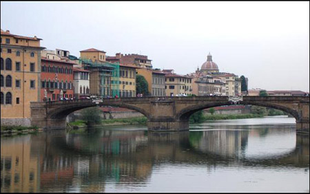 Europe Collection - Ponte alle Grazie in Florence