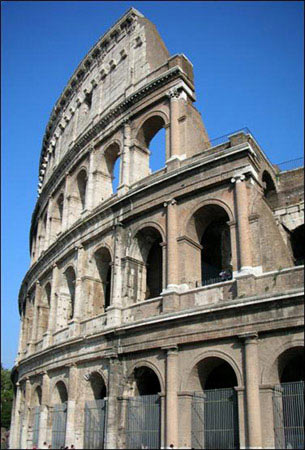 Europe Collection - Colosseum in Rome
