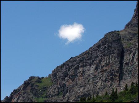 Glacier National Park Collection - Cloud Break