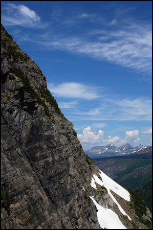 Glacier National Park Collection - Snow Patches