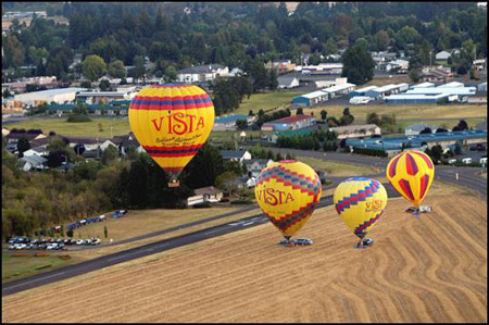 Hot Air Balloon Collection - Take Off