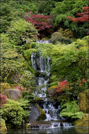 Japanese Garden Collection - Falling Water