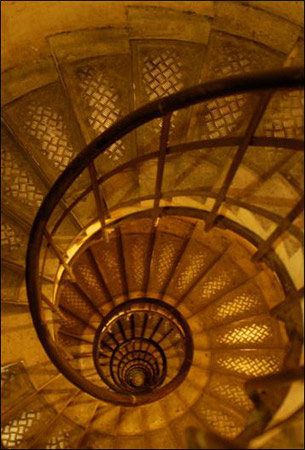 Rome Collection - Staircase of the Basilica of St. Peters