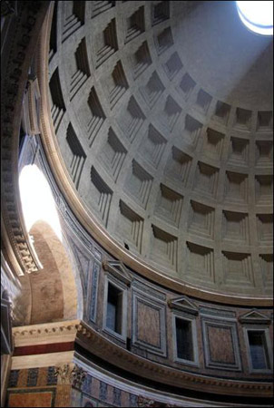 Rome Collection - Inside the Pantheon