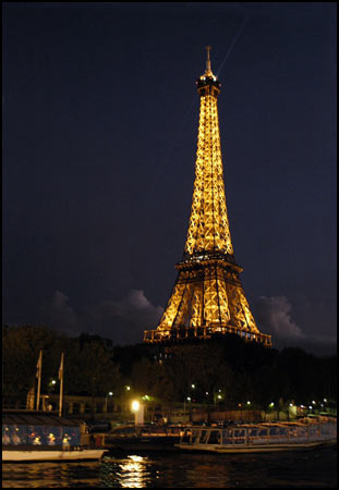 Eiffel Tower Collection - RiverView
