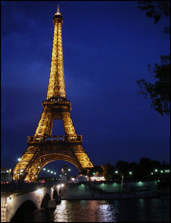 Eiffel Tower Collection - Bridgeside
