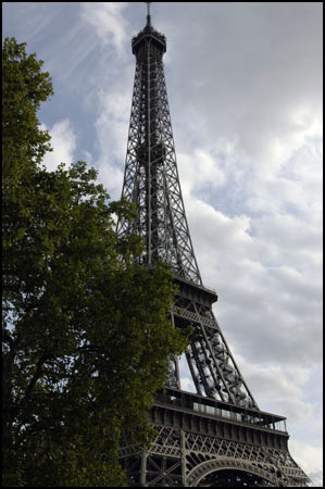Eiffel Tower Collection - Sideways
