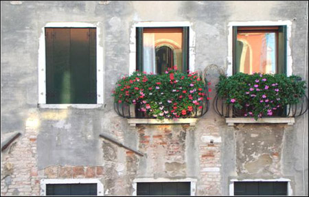 Venice Collection - Flower Boxes