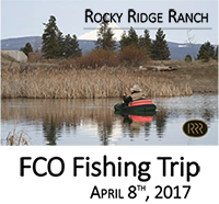 Rocky Ridge Ranch Fishing Trip