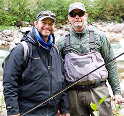 Flyfishers Club of Oregon - Dax Messett guest speaker