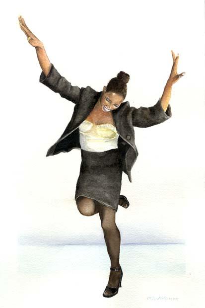 Dancin' Lady