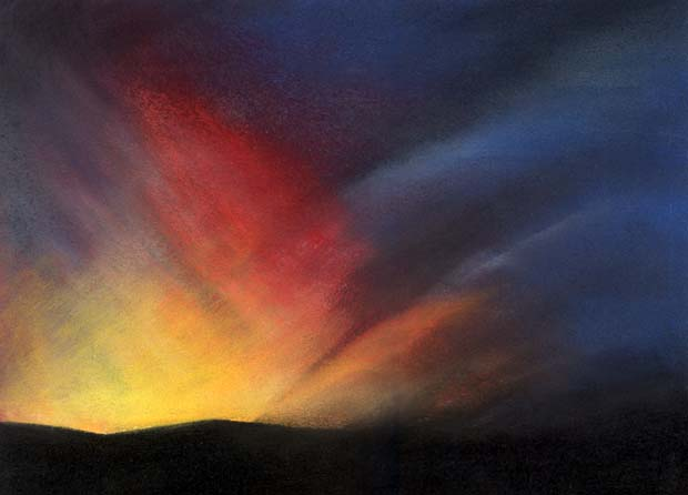 Sunset Glow II