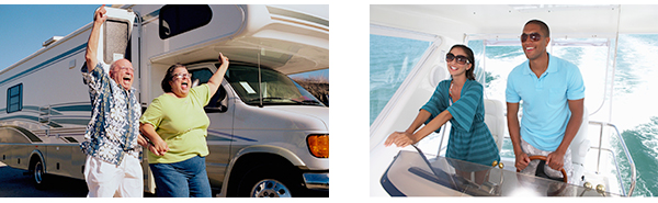 Longer Terms on RV and Boat Loans