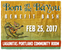 Born on the Bayou Benefit Bash