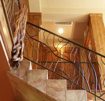 twig handrail