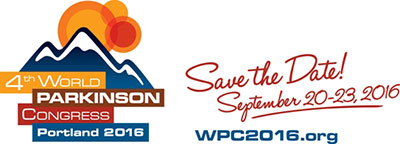 Save the Date - 4th World Parkinson Congress