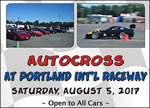 Rose City Corvettes Autocross - Portland, Oregon