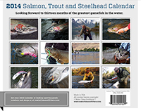Salmon Trout and Steelhead Fishing Calendar