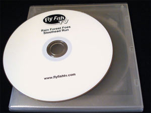 Steelhead DVD - Flyfish TV