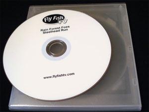 Steelhead DVD - Flyfish TV