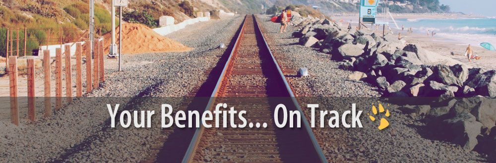 Your Benefits... On Track