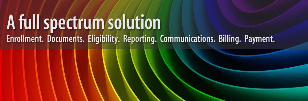 A full spectrum solution